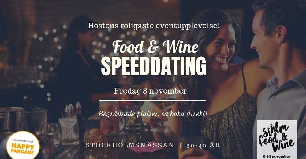 Roliga fakta om Speed Dating